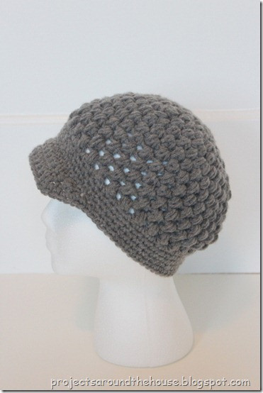 Awesome Projects Around the House Crochet Puff Stitch Newsboy Pattern Puffy Hat Of Brilliant 44 Ideas Puffy Hat