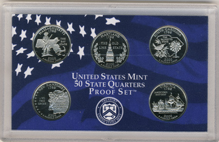 Awesome Proof State Quarters State Quarter Proof Set Of Top 48 Images State Quarter Proof Set