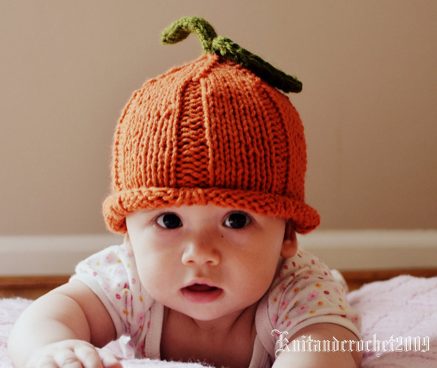 Awesome Pumpkin Hat Pixie Baby Infant Newborn Knit Handmade Cute Knitted Pumpkin Hat Of Marvelous 40 Ideas Knitted Pumpkin Hat