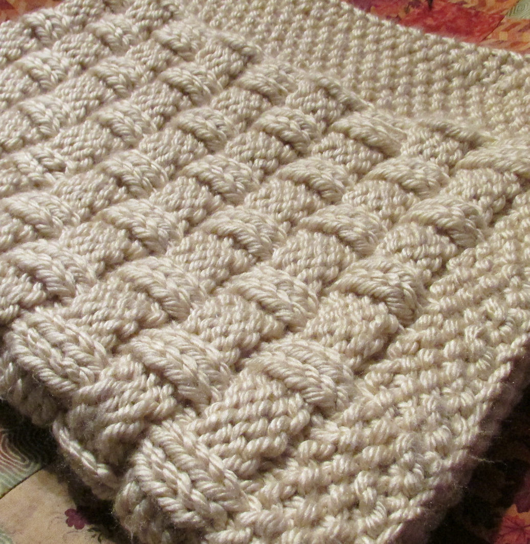Awesome Quick Baby Blanket Knitting Patterns Basket Weave Knitting Pattern Of Marvelous 48 Images Basket Weave Knitting Pattern