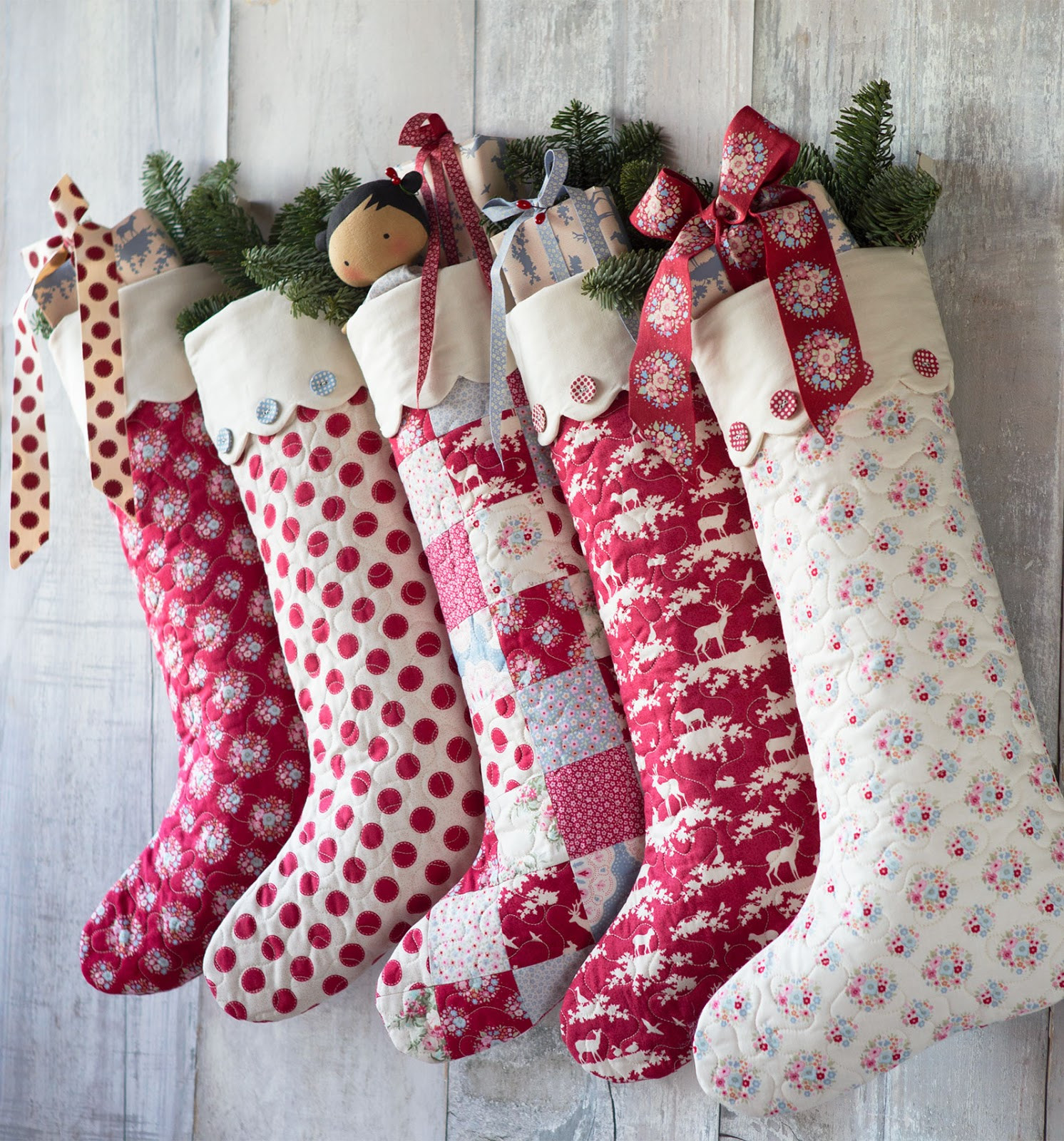 Awesome Quilt Inspiration Free Pattern Day Christmas Stockings Free Christmas Stocking Pattern Of New 50 Images Free Christmas Stocking Pattern