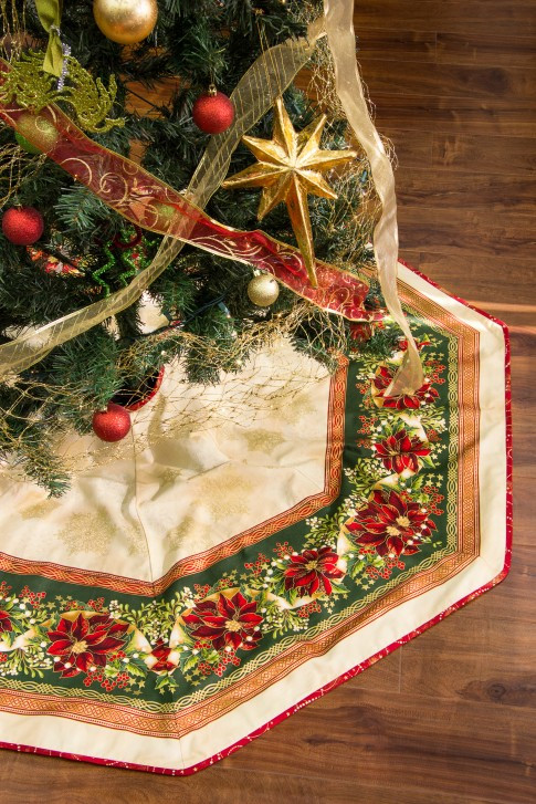 Awesome Quilt Inspiration Free Pattern Day Christmas Tree Skirts Free Tree Skirt Patterns Of Brilliant 44 Pics Free Tree Skirt Patterns