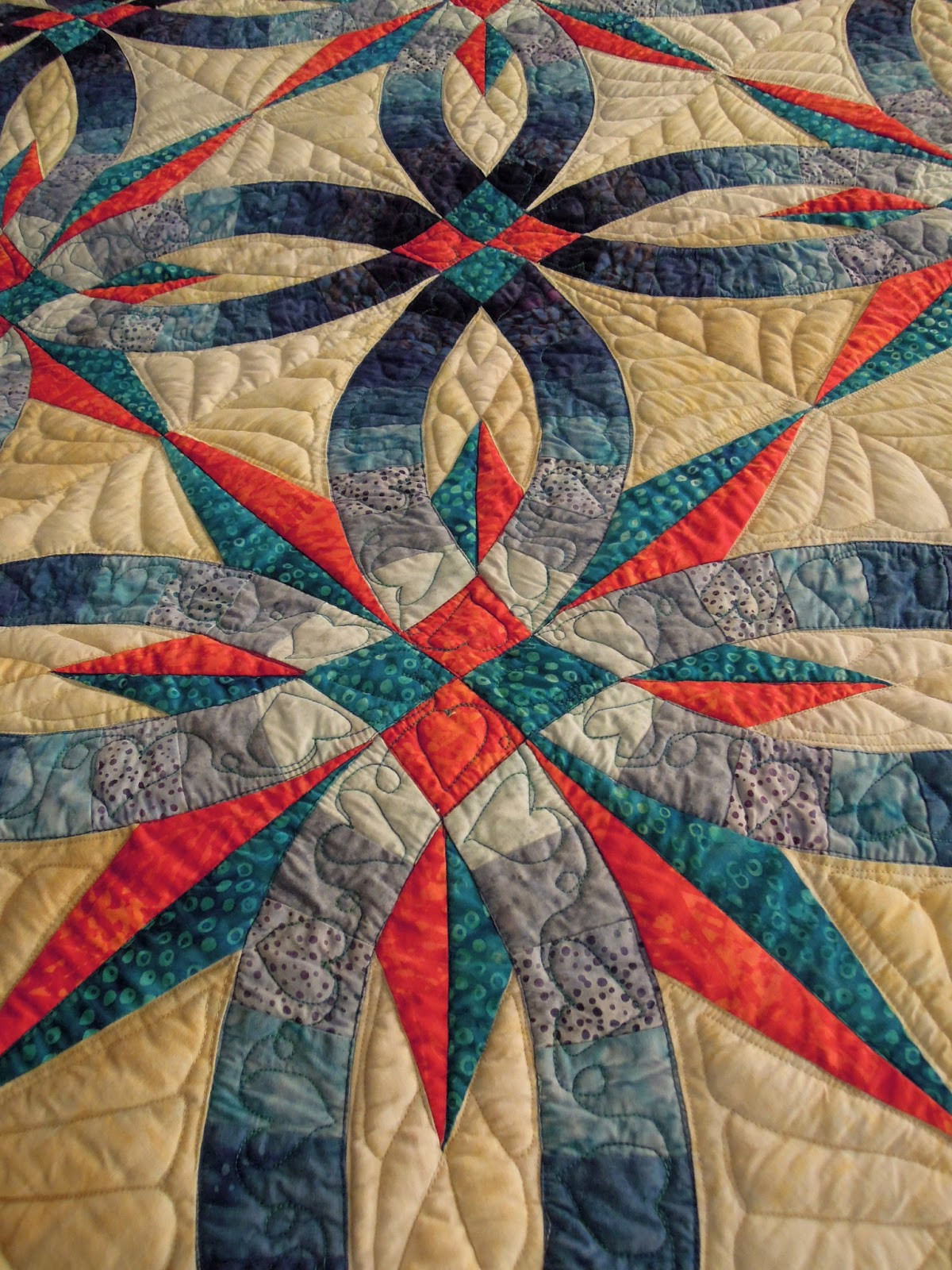 Awesome Quilt Inspiration Wedding Ring Quilts Part 2 Judy Wedding Ring Quilt Pattern Of Innovative 47 Pics Wedding Ring Quilt Pattern