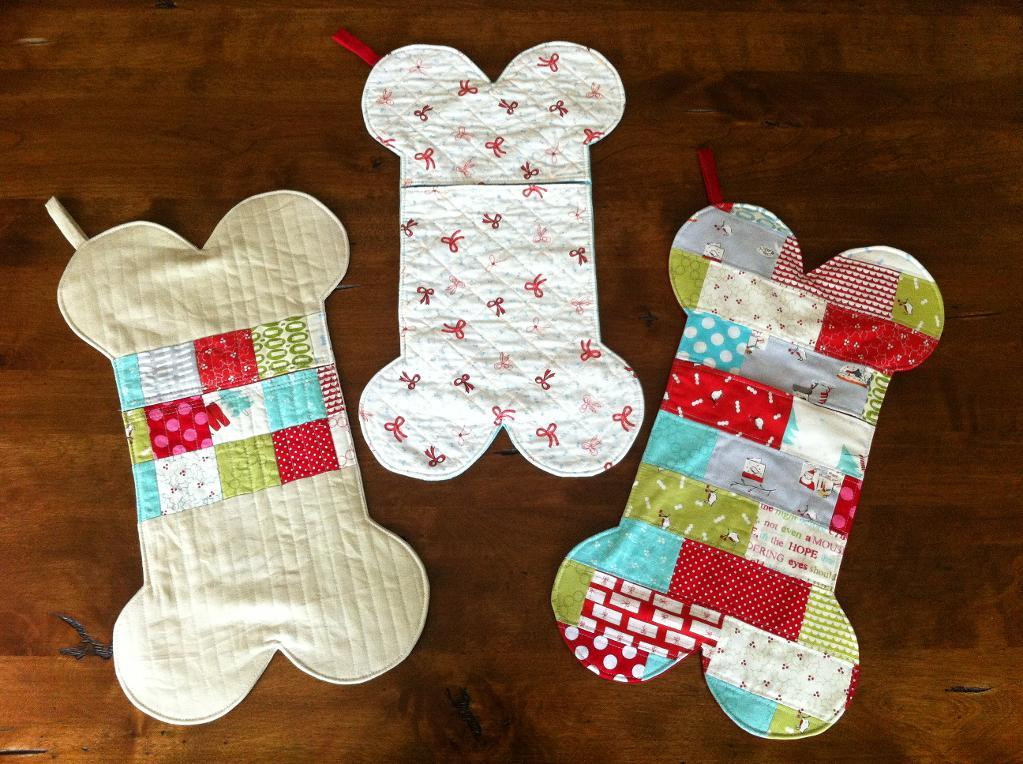 quilted christmas stocking patterns