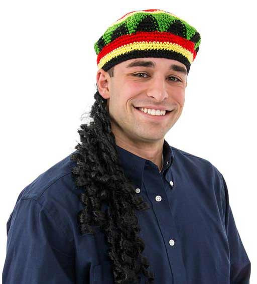 Awesome Rasta Tam Hat Fake Dreadlocks Wig for Sale Rasta Hat with Dreads Of New 32 Photos Rasta Hat with Dreads