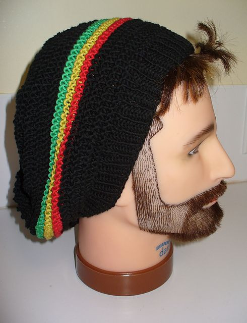 Awesome Ravelry island Cool Rasta Hat Pattern by Karen Heimburger Rasta Hat Crochet Pattern Of Incredible 43 Pictures Rasta Hat Crochet Pattern