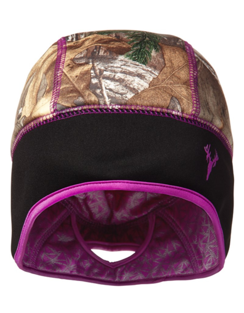 Awesome Realtree Xtra Camo & Purple Stratosphere Beanie Stocking Cap with Ponytail Hole Of Unique 36 Models Stocking Cap with Ponytail Hole
