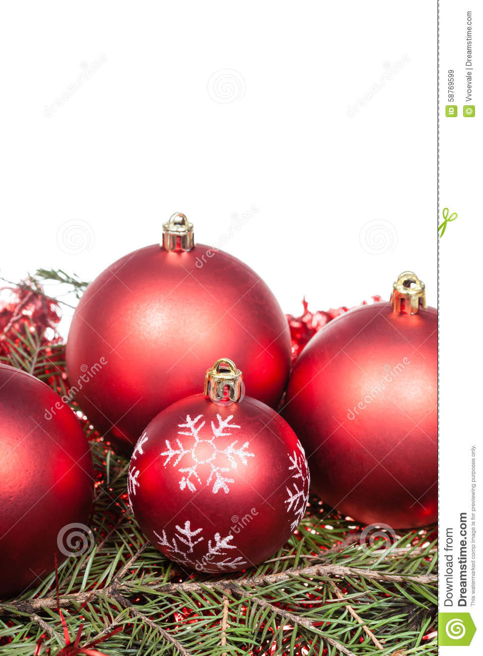 Awesome Red Christmas Decorations Green Tree Branch Stock Red Christmas Decorations Of Fresh 42 Images Red Christmas Decorations