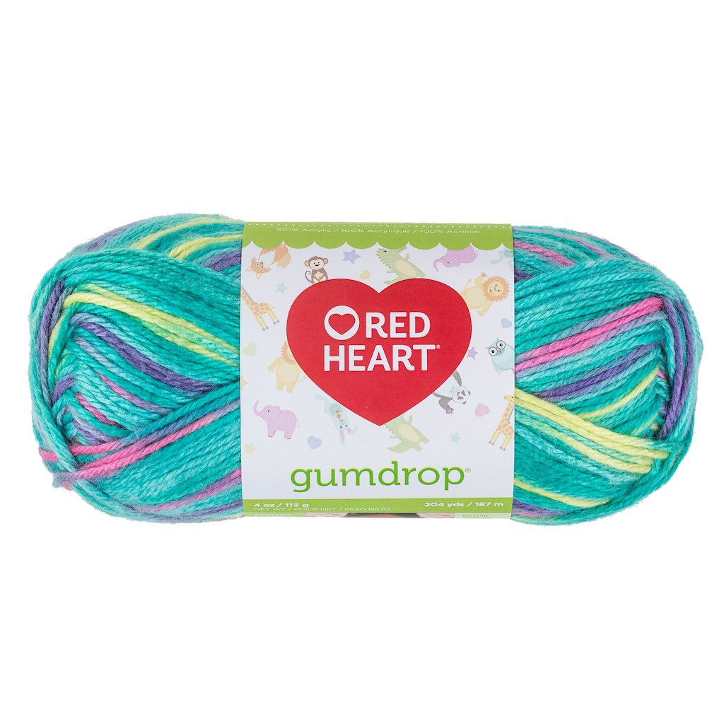 Awesome Red Heart Gumdrop™ Yarn Red Heart Gumdrop Of Gorgeous 35 Images Red Heart Gumdrop