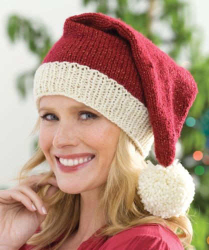 Awesome Red Heart Holiday Knit Santa Hat Knitting Pattern Free Red Heart Free Knitting Patterns Of Unique 34 Models Red Heart Free Knitting Patterns
