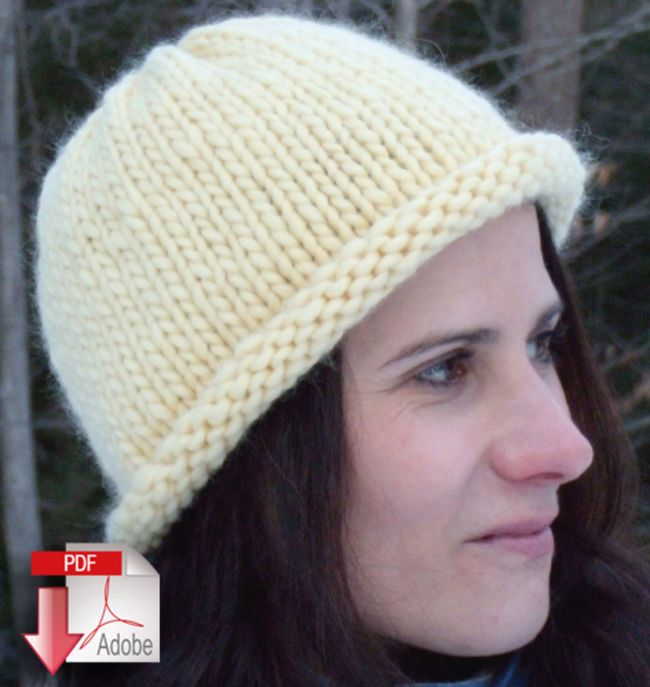 Awesome Roll Brim Hat Pattern Knitting Pattern Knit Hat with Brim Of Contemporary 48 Pictures Knit Hat with Brim