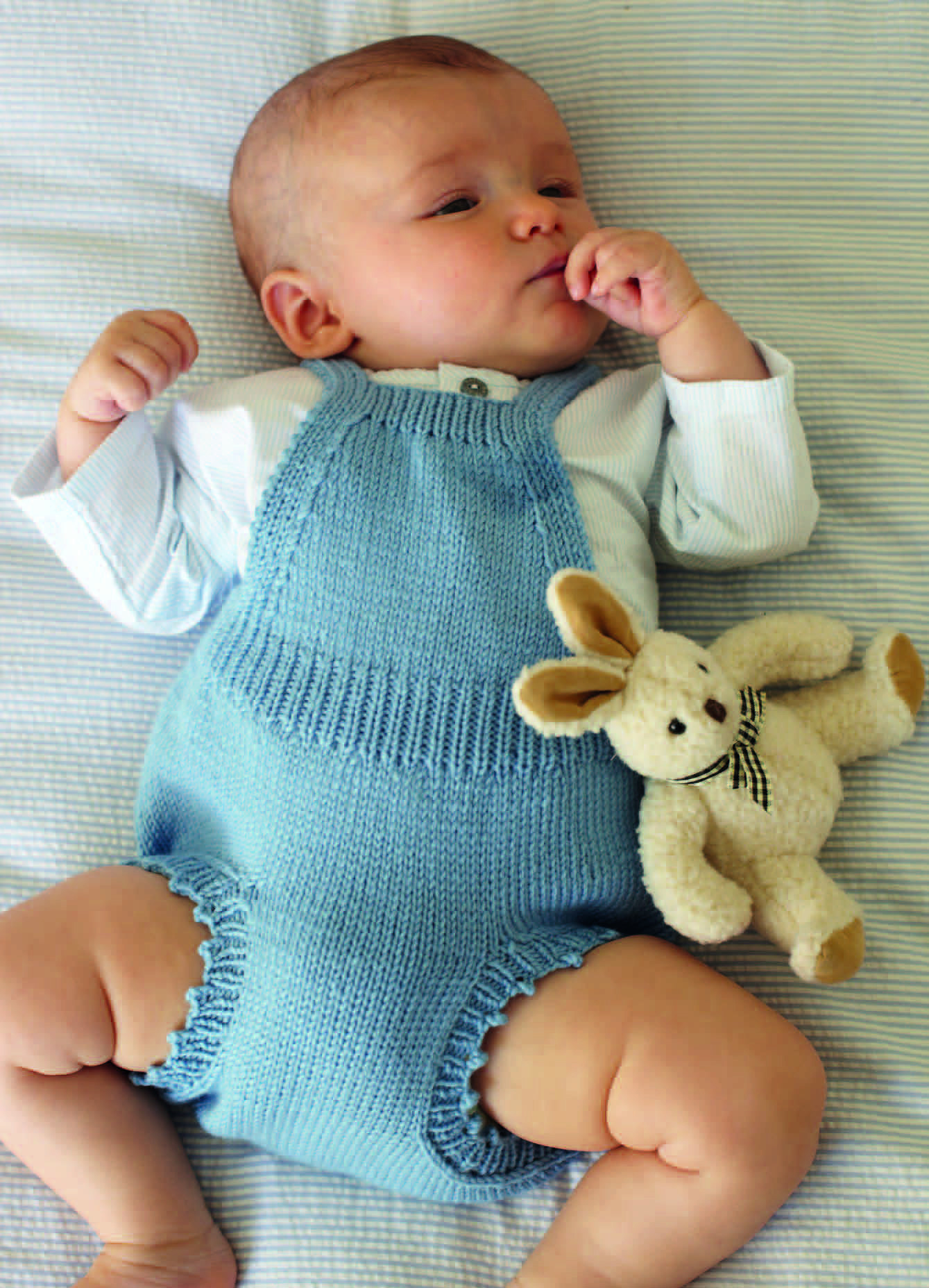 Awesome Romper Dress In Debbie Bliss Baby Cashmerino Cf05 Knitted Baby Romper Of Amazing 42 Ideas Knitted Baby Romper