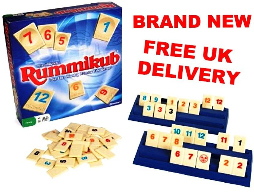 Awesome Rummikub Board Games original Classic Indoor Family Fun New Family Games Of Perfect 47 Ideas New Family Games