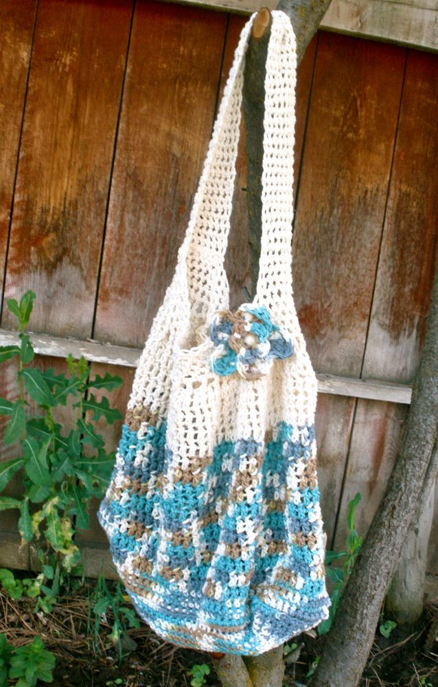 Awesome Sarahndipities fortunate Handmade Finds Things to Make Crochet Hobo Bag Of Adorable 47 Pictures Crochet Hobo Bag