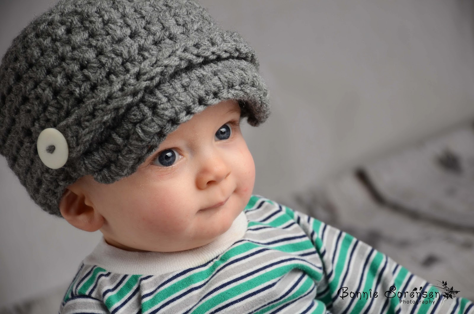 Awesome See the Good In Life Cute Crochet Newsboy Hat Cute Crochet Hats Of Awesome 41 Ideas Cute Crochet Hats