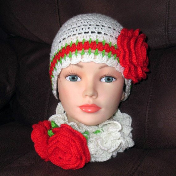 Awesome Set Of Crochet Hat and Scarfcrochet Beanie Hat and Scarf Crochet Hat and Scarf Set Of Amazing 44 Models Crochet Hat and Scarf Set