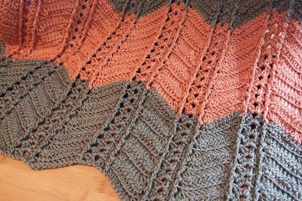 Awesome Shell and Post Stitch Ripple Afghan Afghans Crocheted My Crochet Post Stitch Of Incredible 45 Images Crochet Post Stitch