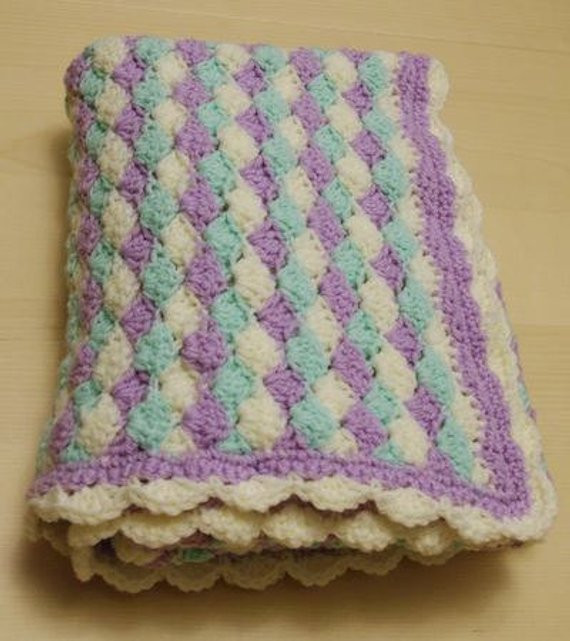 Awesome Shell Pattern Baby Afghan Shell Afghan Pattern Of Innovative 43 Pictures Shell Afghan Pattern