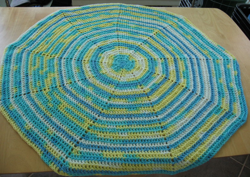 Awesome Simple Knits Ridgeline Spiral Blanket to Crochet Crochet Spiral Blanket Of Amazing 49 Models Crochet Spiral Blanket