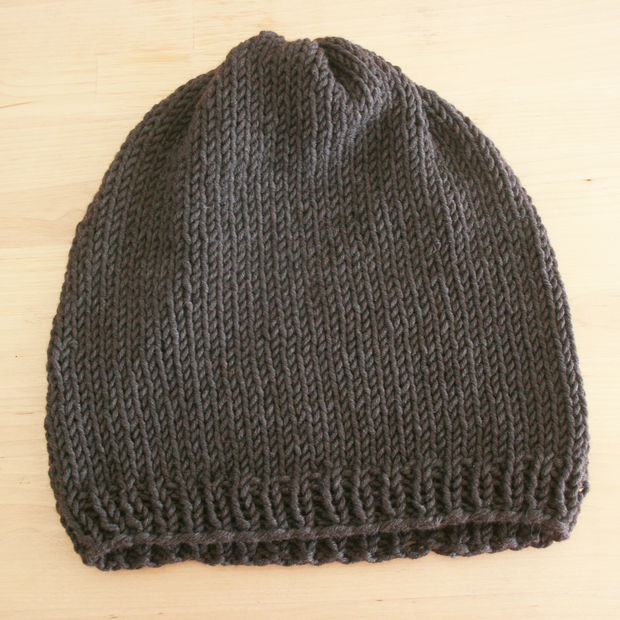 Awesome Simple Knitting Patterns for Hats Easy Knit Hat Pattern Free Of Top 45 Pictures Easy Knit Hat Pattern Free