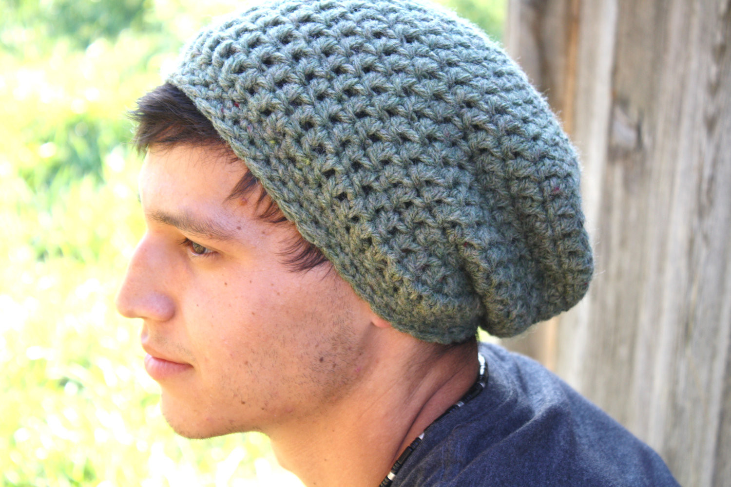 Awesome Slouchy Hats – Tag Hats Mens Beanie Knitting Pattern Of New 42 Models Mens Beanie Knitting Pattern