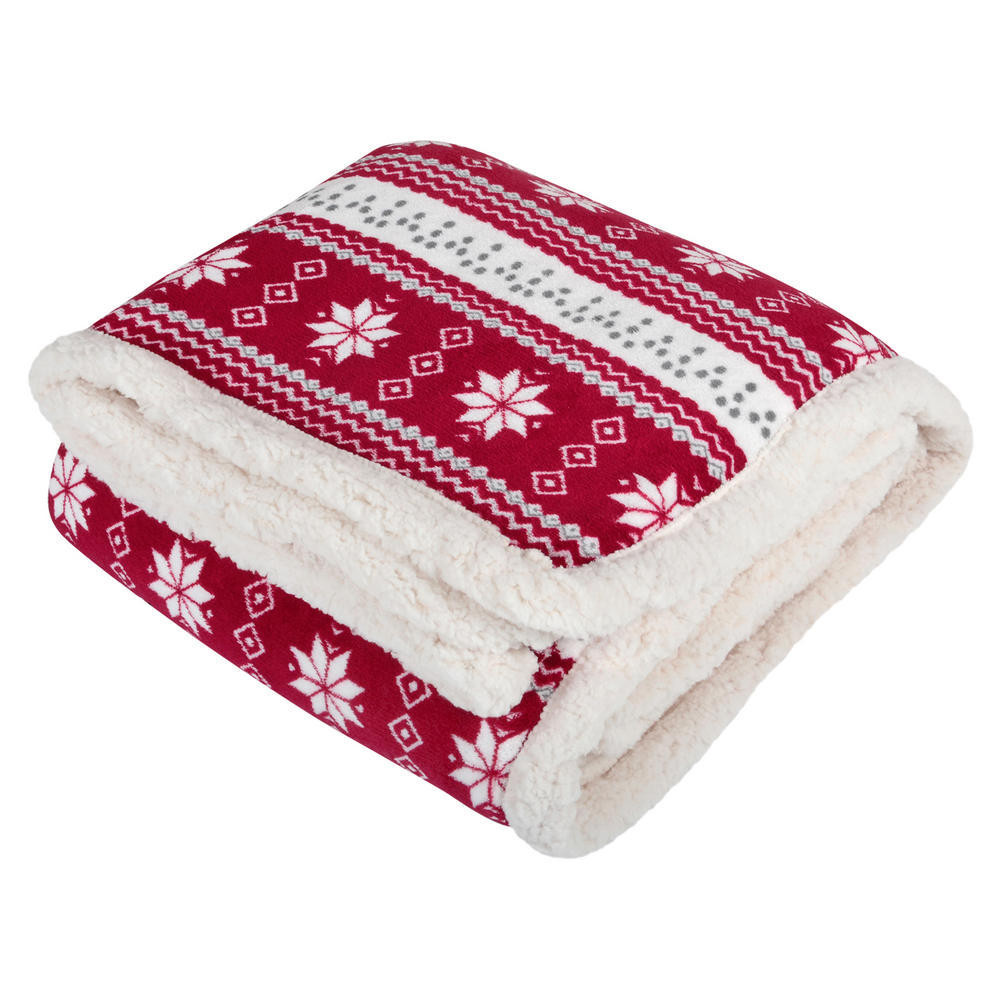 Awesome Snowflake Design Luxury Fleece Blanket soft Sherpa Throw Snowflake Blanket Of Lovely 50 Models Snowflake Blanket
