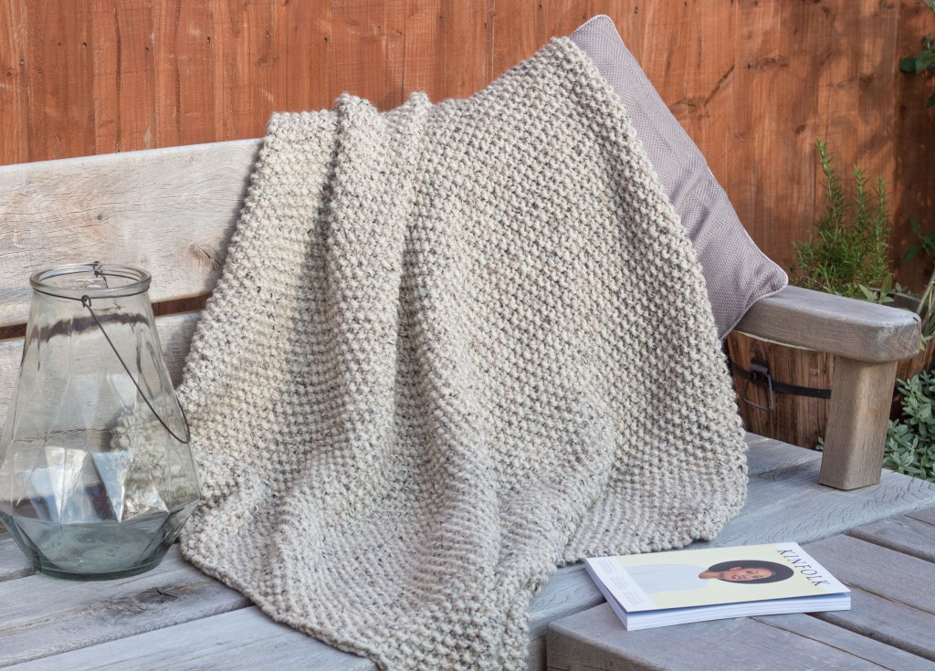 Awesome Snug A Seed Stitch Blanket Knitting Pattern Knit Throw Blanket Pattern Of Marvelous 46 Pictures Knit Throw Blanket Pattern