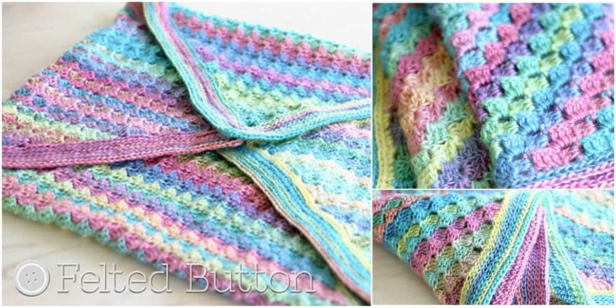 Awesome Spring and Summer Baby Blanket Stylesidea – Your Crochet Baby Blankets for Summer Of Gorgeous 48 Pictures Baby Blankets for Summer