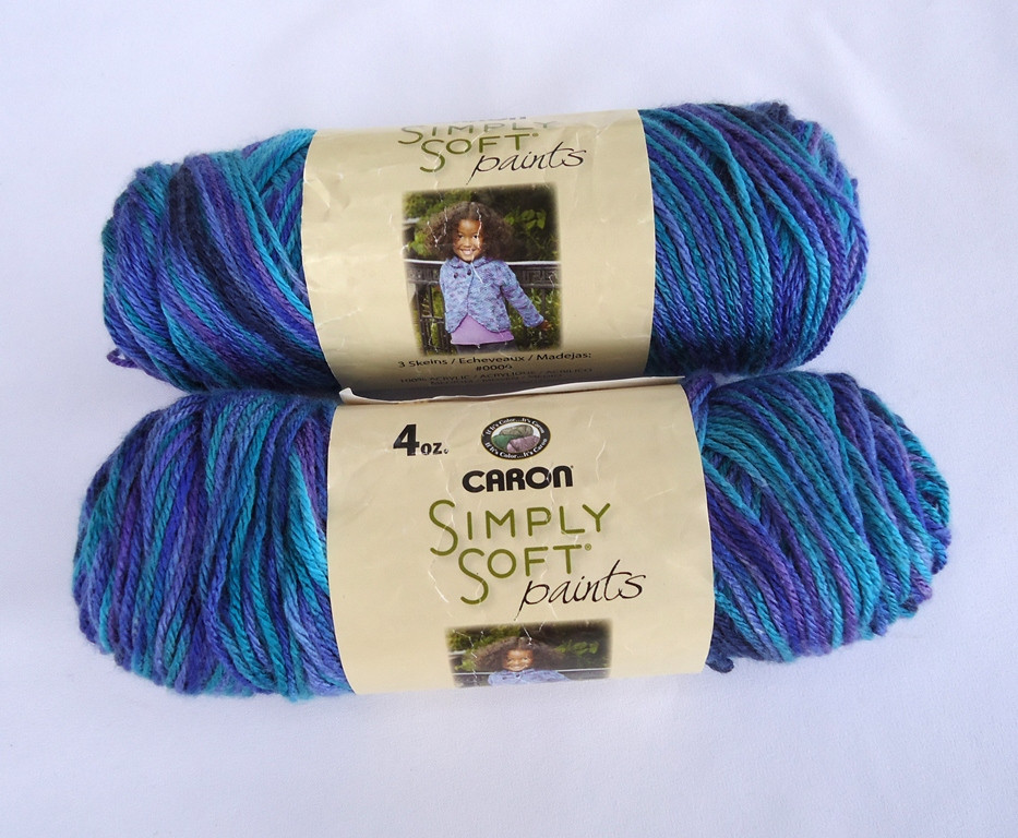 Awesome Stitch Of Love Caron Simply soft Variegated Yarn Of Marvelous 46 Ideas Caron Simply soft Variegated Yarn