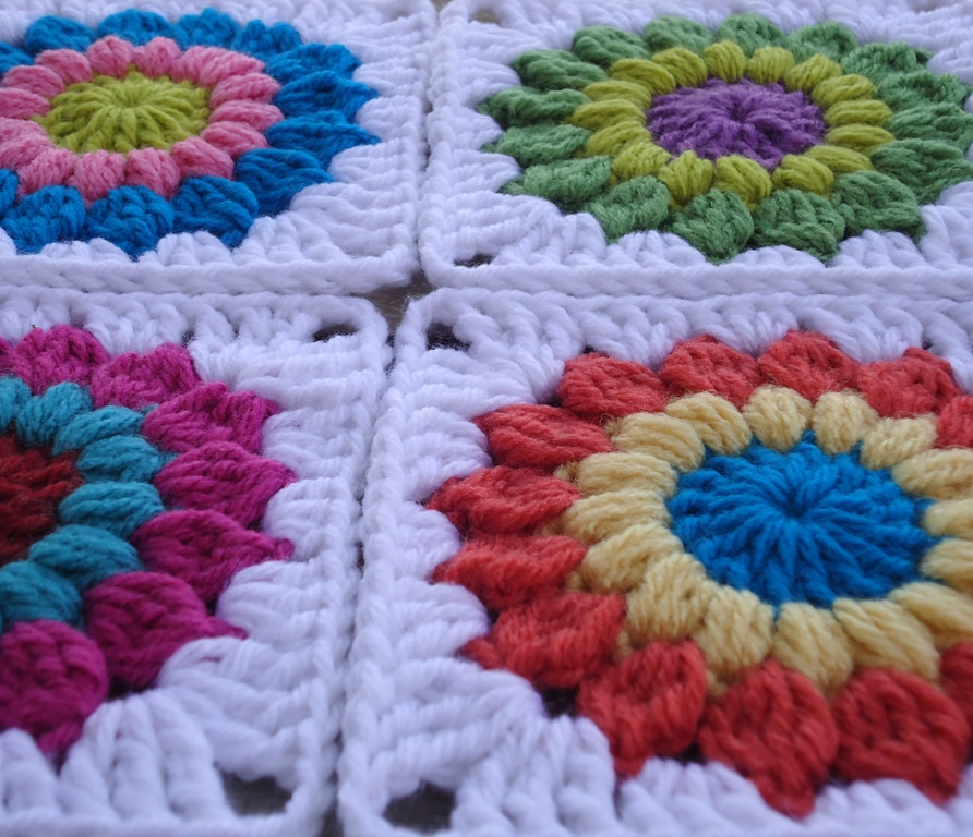 Awesome Stitch Of Love Sunburst Granny Square Granny Stitch Crochet Of Amazing 45 Models Granny Stitch Crochet