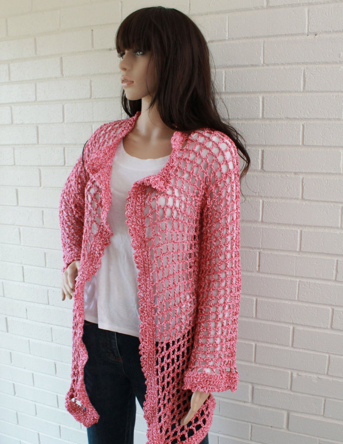 Awesome Super Easy Filet Cardigan Crochet Pattern Pdf Easy Crochet Sweater Pattern Of Elegant Telluride Easy Knit Kimono Pattern – Mama In A Stitch Easy Crochet Sweater Pattern