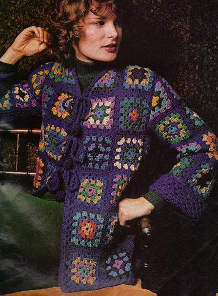 Awesome Sweaters From Granny Squares – Free Patterns – Grandmother Granny Square Sweater Of Superb 45 Photos Granny Square Sweater
