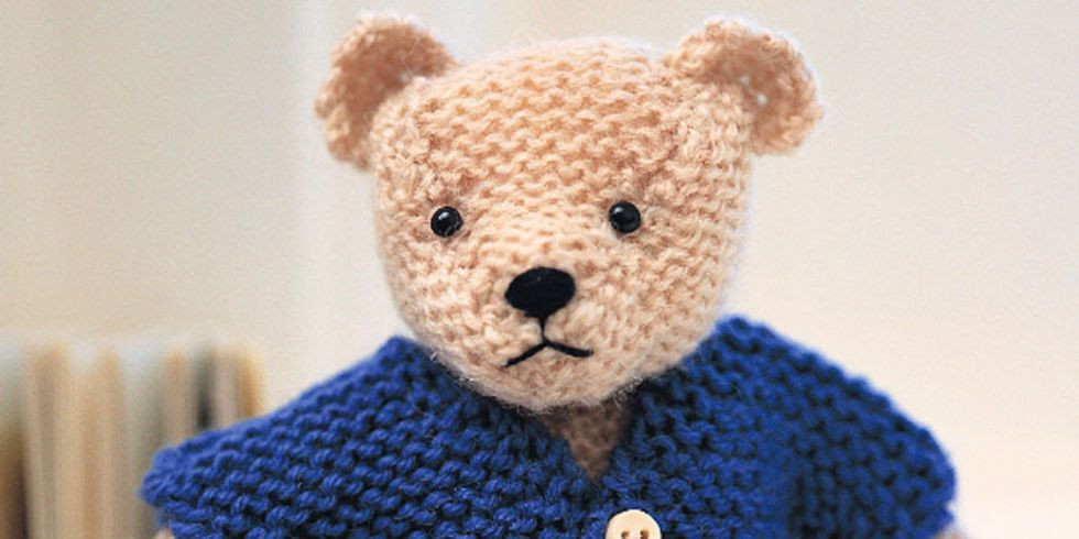 Awesome Teddy Bear Pattern Easy Steps to Knit A Teddy Bear Knitted Teddy Bear Of Amazing 45 Ideas Knitted Teddy Bear