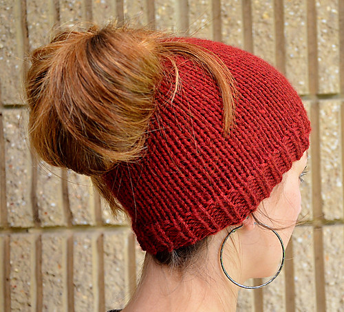 Awesome the Best Free Knit Ponytail Hat Patterns Aka Messy Bun Free Knitting Pattern for Messy Bun Hat Of Delightful 40 Pictures Free Knitting Pattern for Messy Bun Hat