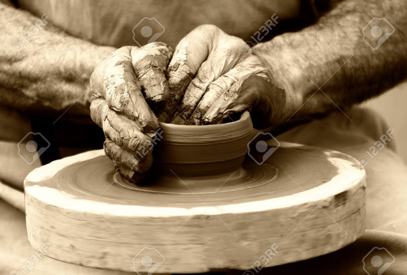 Awesome the Clay Doesn't Talk Back to the Potter Clay Pottery Wheel Of Superb 47 Pictures Clay Pottery Wheel
