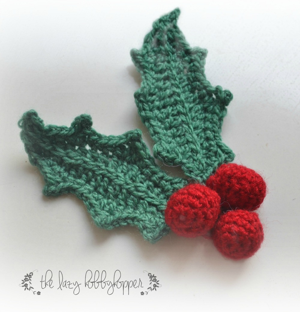 Awesome the Lazy Hobbyhopper Crochet Christmas Wreath Free Pattern Crochet ornament Patterns Of Beautiful 40 Pictures Crochet ornament Patterns