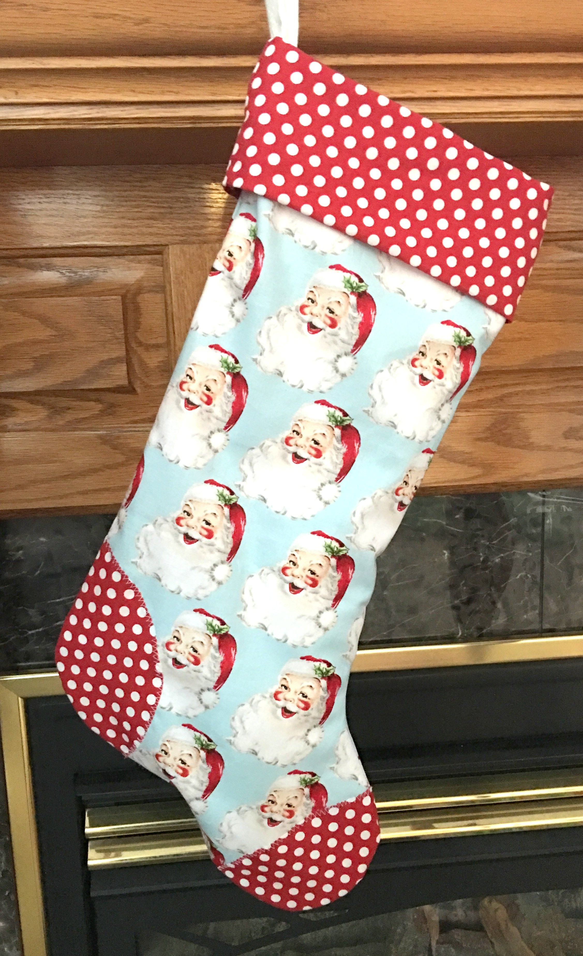 Awesome the Night before Christmas Stocking Pdf Sewing Pattern Christmas Stocking Sewing Pattern Of Marvelous 44 Models Christmas Stocking Sewing Pattern
