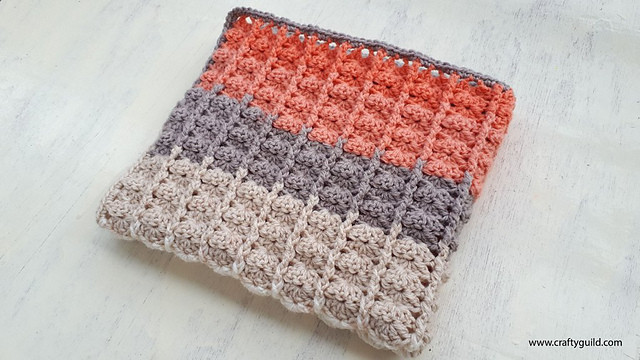 Awesome This 1 Ball Baby Blanket Makes A Great Last Minute Present One Skein Baby Blanket Of Wonderful 39 Photos One Skein Baby Blanket