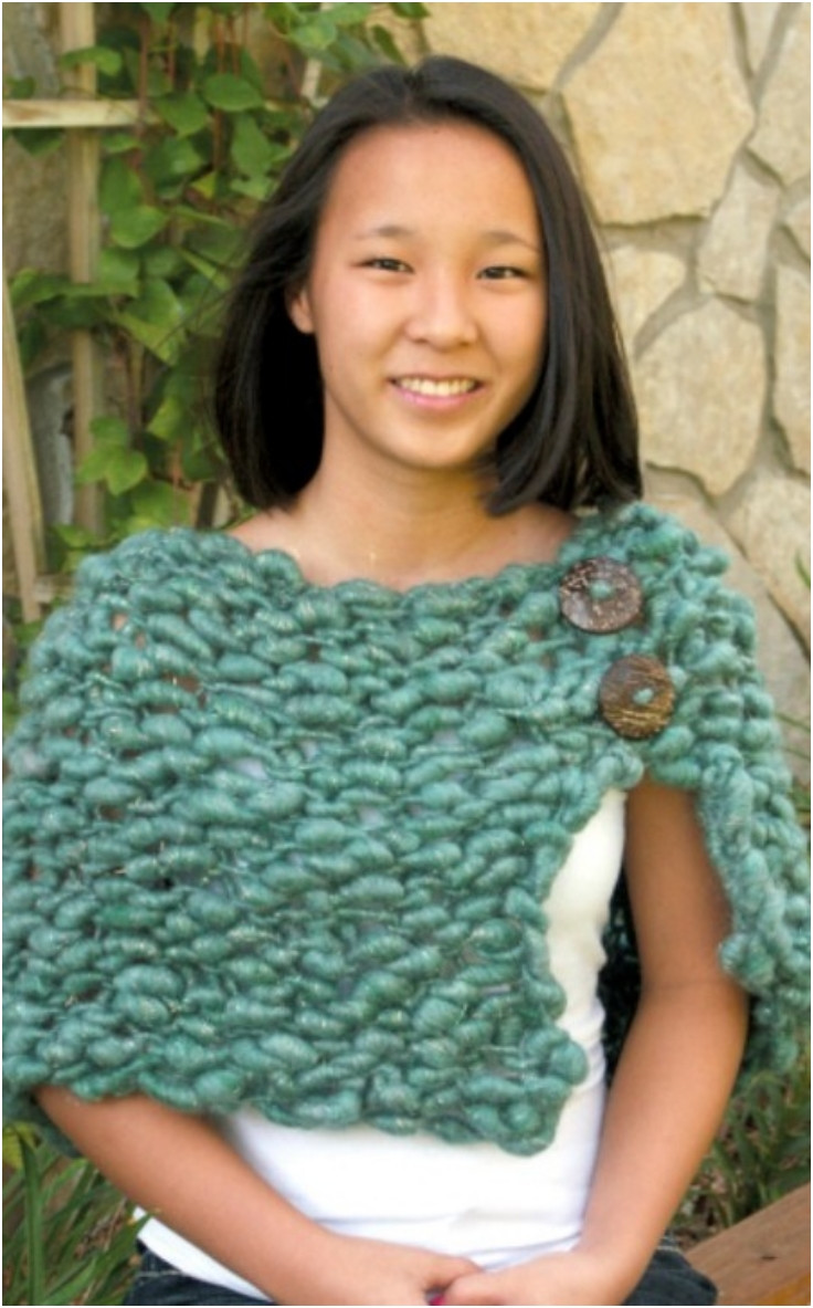 Awesome top 10 Patterns for Cozy Knitted Crocheted Summer Easy Knit Shawl Of Fresh 44 Photos Easy Knit Shawl