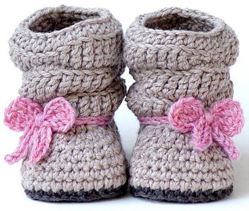 Awesome top Baby Ugg Patterns • Lovecrochet Blog Crochet Uggs Boots Of New 45 Ideas Crochet Uggs Boots