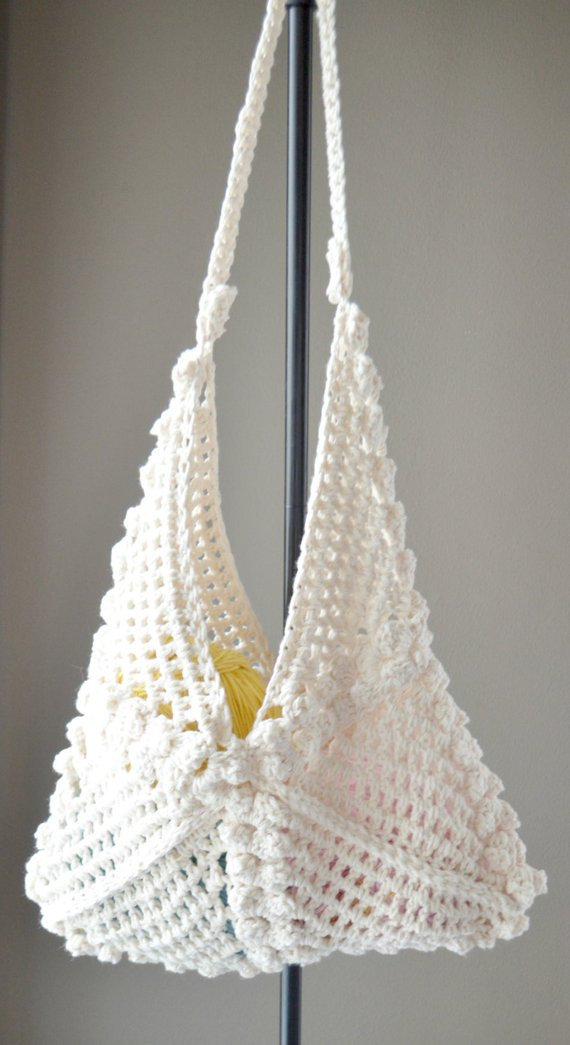 Awesome tote Bag Pattern Easy Hobo Bag Crochet Pattern Crochet Hobo Bag Of Adorable 47 Pictures Crochet Hobo Bag