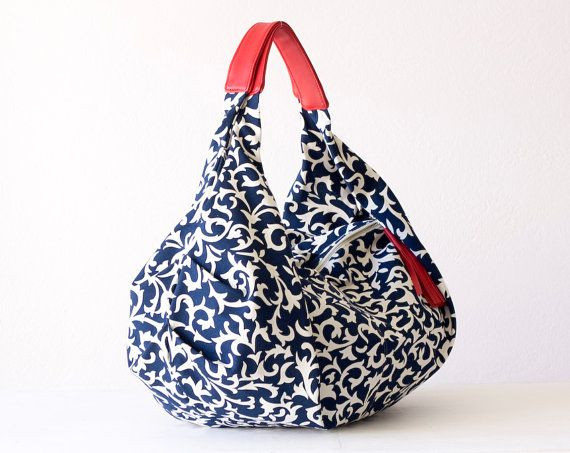 Tote Bag Pattern Hobo Bag Pattern