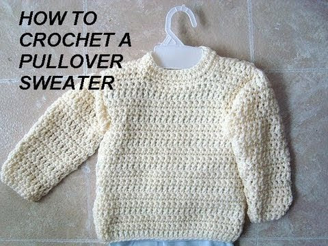 Awesome Uni Pullover Sweater How to Crochet Clothing Adults Crochet Baby Sweater for Beginners Of Wonderful 41 Pictures Crochet Baby Sweater for Beginners