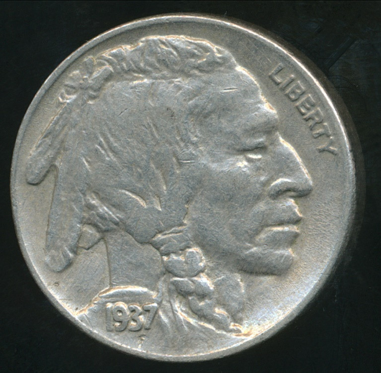 Awesome United States 1937 5 Cents Buffalo Nickel Uncirculated Buffalo 5 Cent Of Great 49 Photos Buffalo 5 Cent
