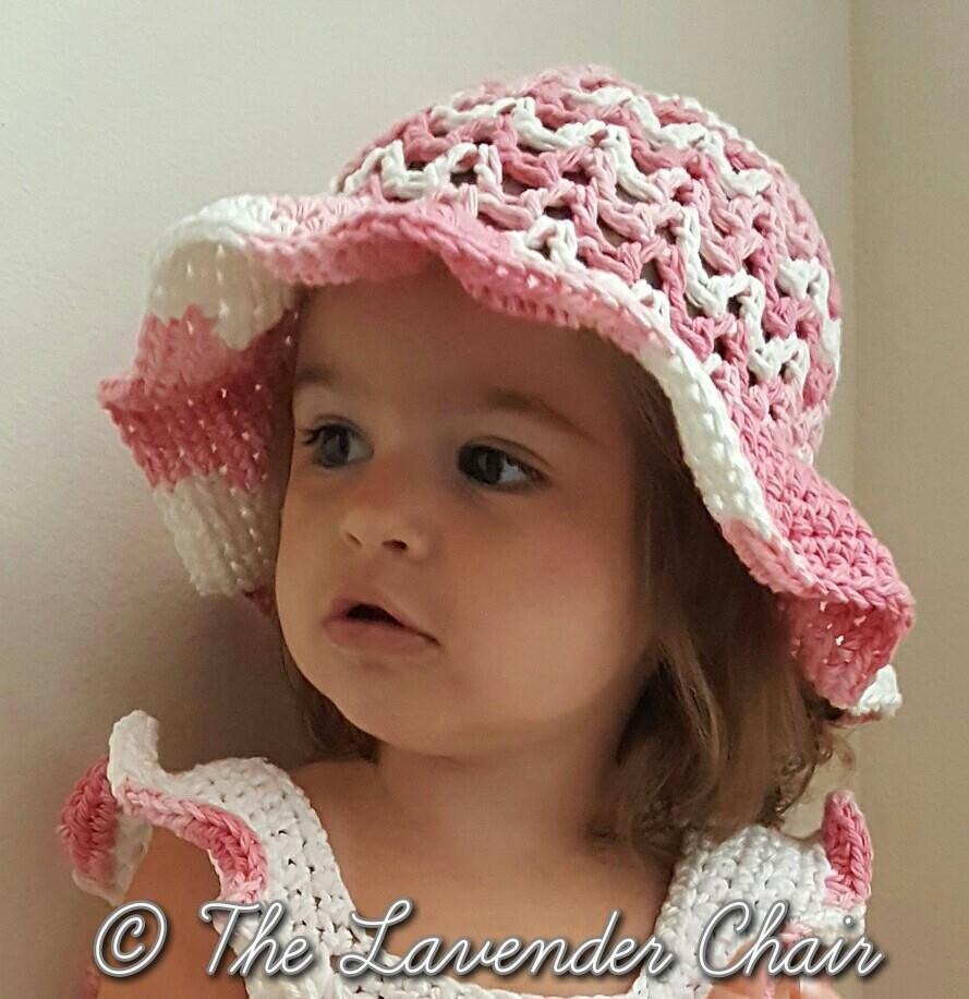 Awesome Valerie S Summer Sun Hat Kids Crochet Summer Hat Of Awesome 45 Images Crochet Summer Hat