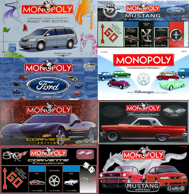 Awesome Versions Of Monopoly You Won T Believe Exist Part I if Monopoly Game Versions Of Gorgeous 40 Photos Monopoly Game Versions