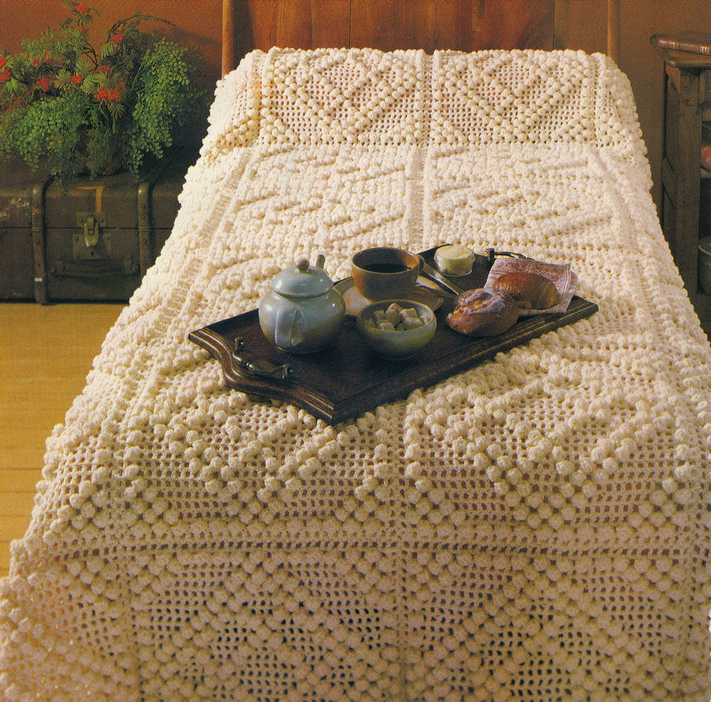 Awesome Vintage Crochet Pattern Instructions to Make A Bedspread Vintage Crochet Patterns Of Attractive 43 Pictures Vintage Crochet Patterns