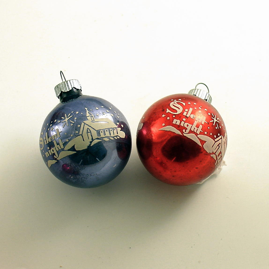 Awesome Vintage Glass Christmas ornaments Shiny Brite Vintage Glass ornaments Of New 48 Ideas Vintage Glass ornaments