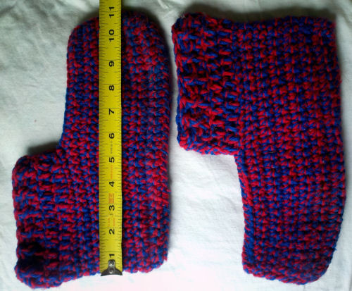 Awesome Warm Slippers to Crochet for Men – 10 Free Patterns Mens Crochet Slippers Of Contemporary 46 Images Mens Crochet Slippers
