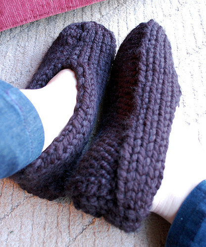 Awesome Warm Slippers to Knit for Men – 10 Free Patterns Mens Knitted Slippers Of Incredible 44 Pictures Mens Knitted Slippers